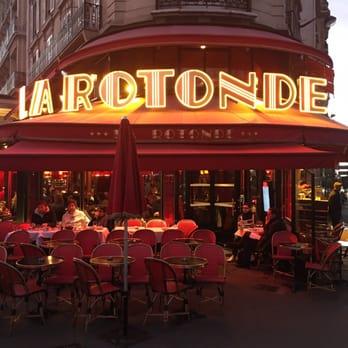 Cafe La Rotonde Paris