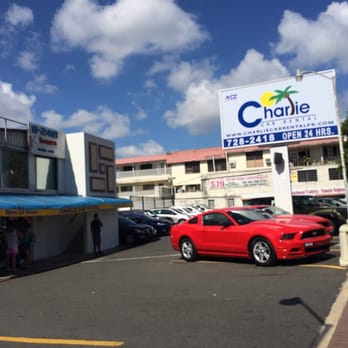 Charlie Car Service Puerto Rico