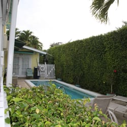 duval gardens key west fl usa very small pool