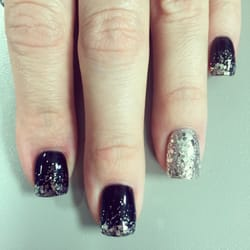 Unik Nail Studio - Riverview, FL, United States. New Years nails by
