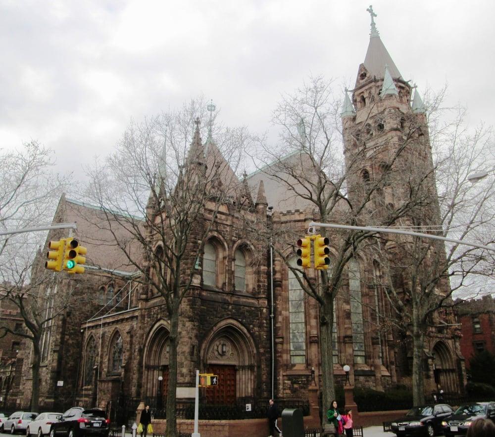 St Augustine Roman Catholic Church Churches Park Slope