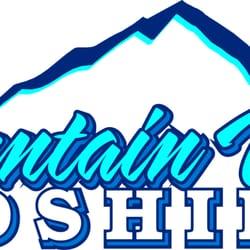 Mountain Vista Windshields logo