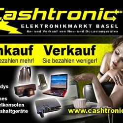 cashtronic GmbH, Basel