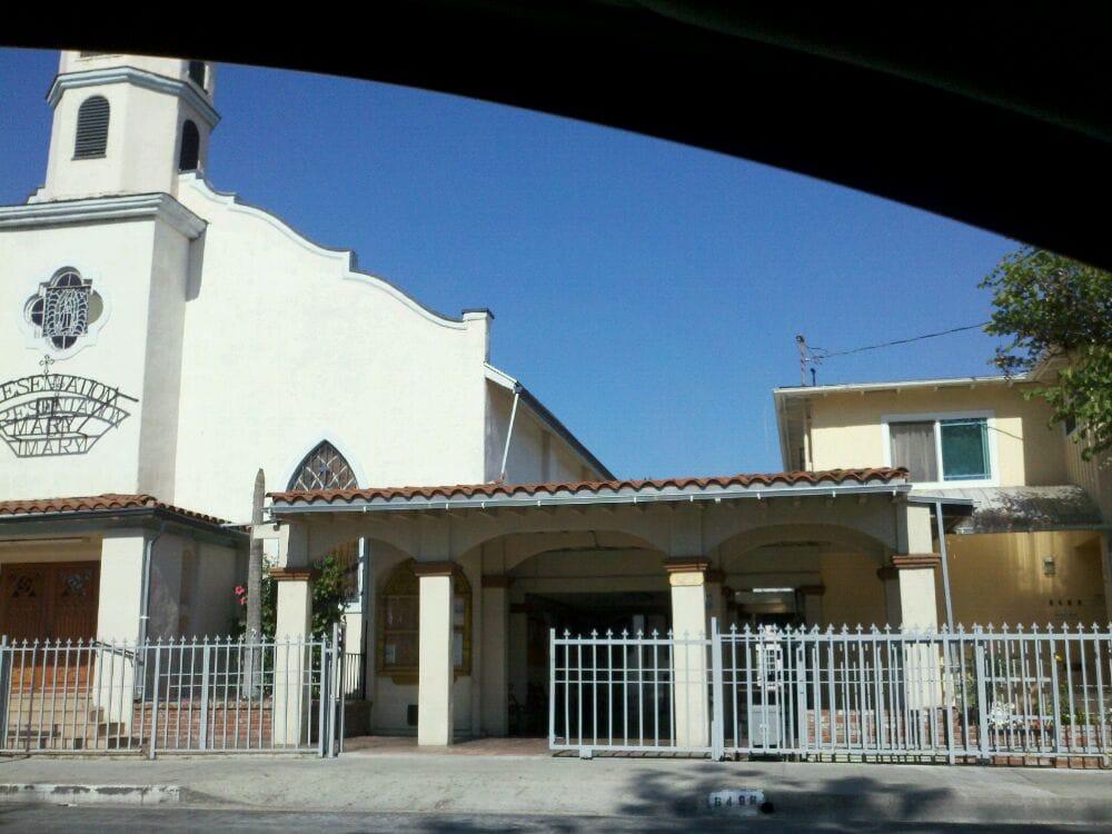 La Parroquia de la Presentacion de Maria - Los Angeles, CA, United States