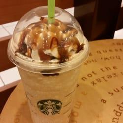 Starbucks - Café Espresso Frappe - Brea, CA, Vereinigte Staaten