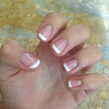 How much do french manicure tips cost
