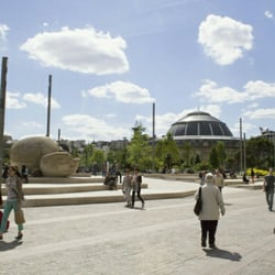 Jardin nelson mandela ex des halles 10 photos parc for Jardin nelson mandela