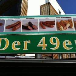 Der 49er Würstelstand, Wien
