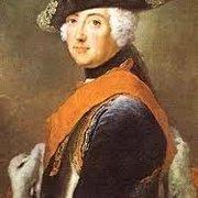FriedrichSüß II parfümierte sich,…
