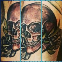 Low Creek Tattoo Co logo