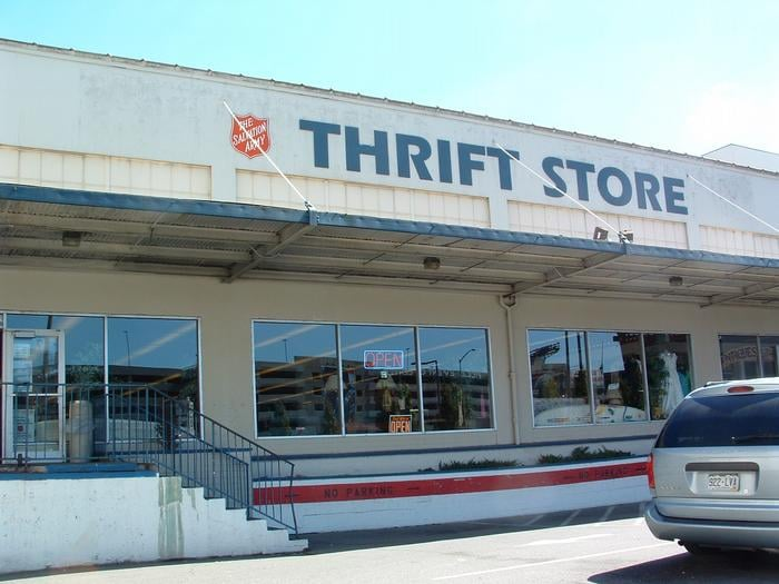 The Salvation Army Thrift Stores Sodo Seattle Wa United States Reviews Photos Yelp