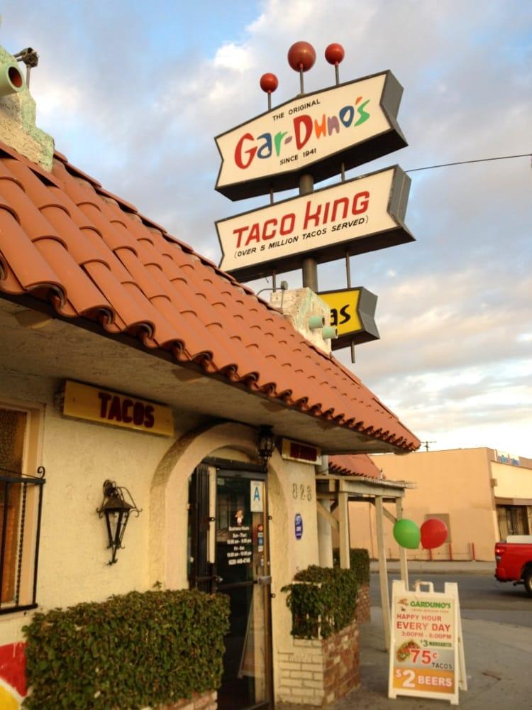 Garduno taco king restaurant fermÉ traiteur el monte