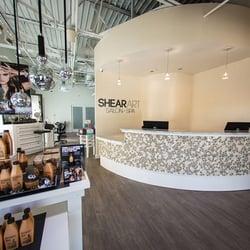 Shear Art Salon Spa Tampa Fl