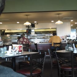 Denny's - Inside the restaurant - Kailua Kona, HI, Vereinigte Staaten