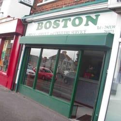 Boston Chinese Take Away, Belfast