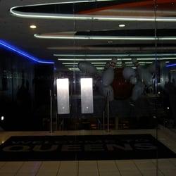 Bowling entrance