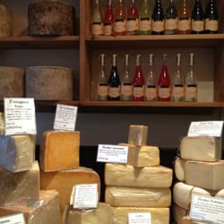 Cheese, cheese, cheese. This shop is the real McCoy