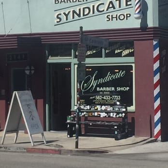 Barber Shop In Long Beach : Syndicate Barber Shop - Long Beach, CA, United States. Bad customer ...