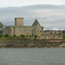 Inchcolm Island, Edinburgh, Fife, UK