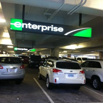 Enterprise car rental seatac wa