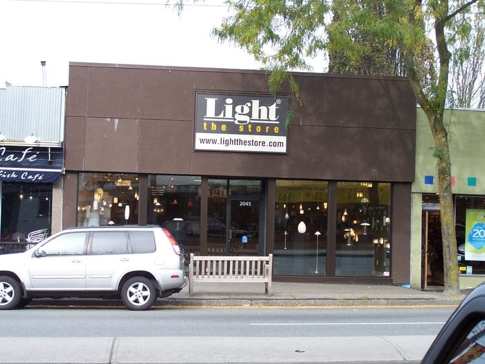 Light the store home decor kerrisdale vancouver bc for Canadian home decor stores
