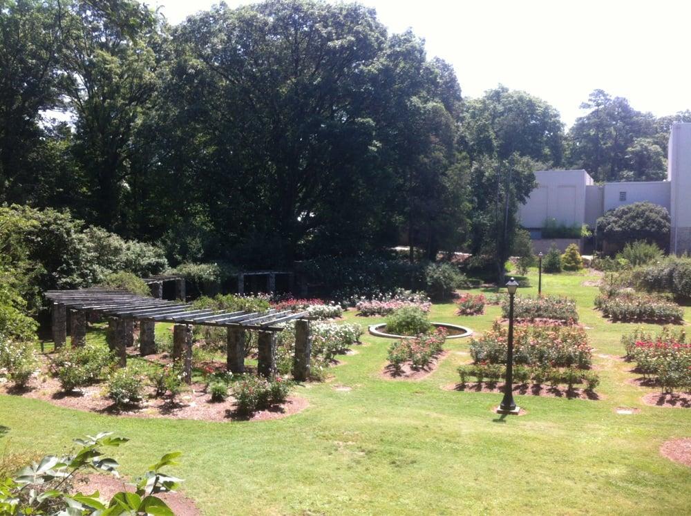 Photos For Raleigh Little Theatre Rose Garden Yelp