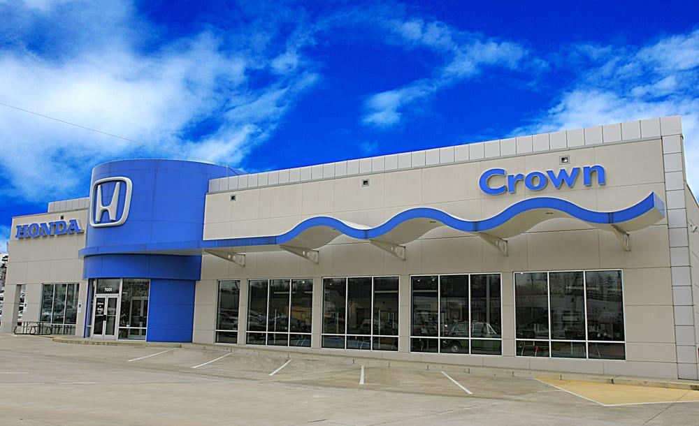 Crown honda of charlotte closed car dealers for Honda dealership charlotte nc
