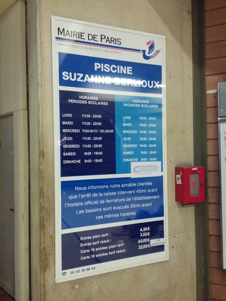 Piscine suzanne berlioux 11 fotos piscinas 1er for Piscine suzanne berlioux