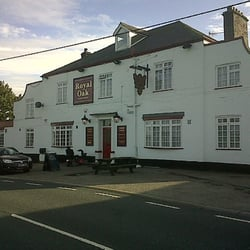 Royal Oak Hotel, Filey, North Yorkshire