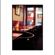 PDG Rive Gauche-American Restaurant - Paris, France. PDG rive gauche
