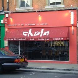 Chula, London