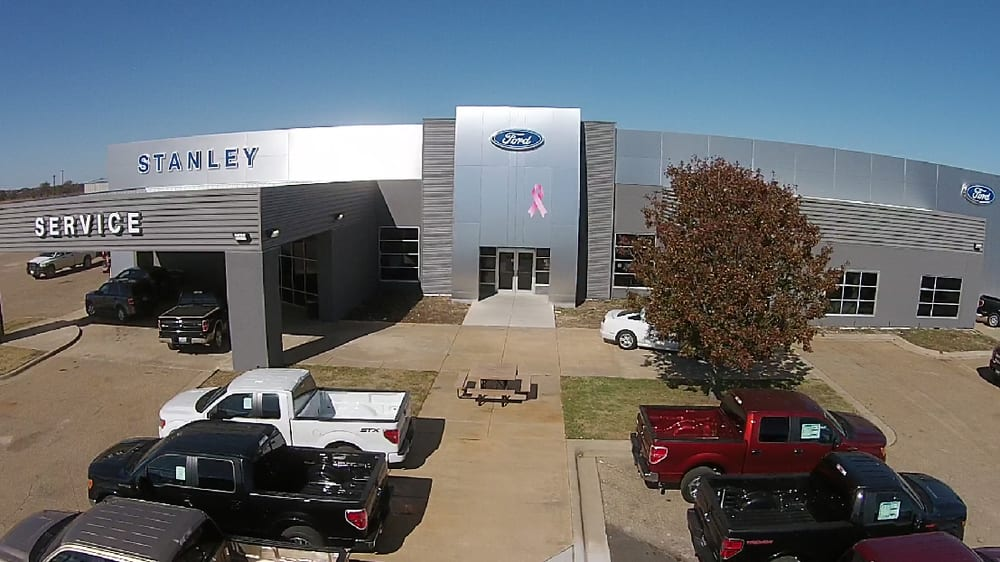 McGregor (TX) United States  city photos gallery : Stanley Ford McGregor Car Dealers McGregor, TX Reviews Photos ...