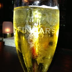 Finbar's Irish Pub - Cold strongbow - Dartmouth, NS, Kanada