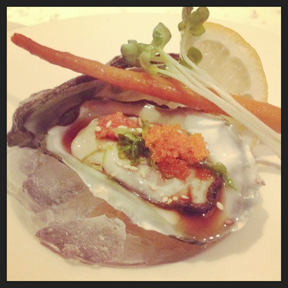 Hama hama oyster half shell yum yelp for Summer fish and rice