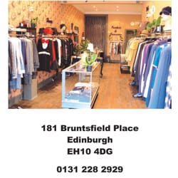 Fifi Wilson Edinburgh Boutique