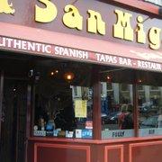 San Miguel, London