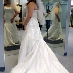 Alfred angelo bridal tampa fl verenigde staten yelp for Wedding dress shops in tampa fl