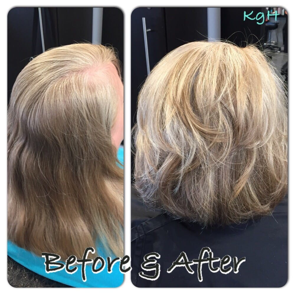 Highlights And Lowlights Natural Hair To Cover Gray Hair