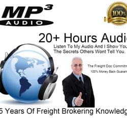 Broker agent training