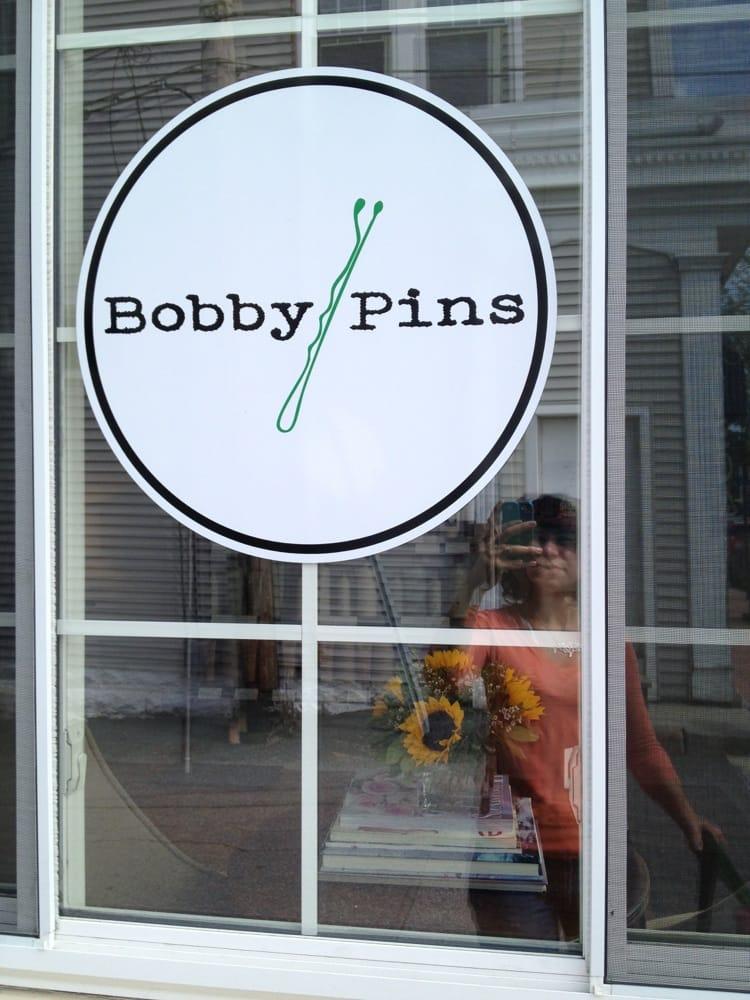 Bobby pins salon hair salons 2208 broad st cranston for Bobby pin salon
