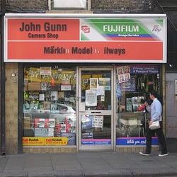 John Gunn, Dublin, Ireland