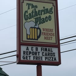The Gathering Place - Troy, MI, États-Unis. Honor roll kid? Free pizza!