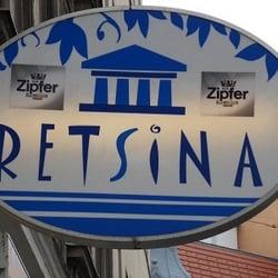 Restaurant Retsina, Wien