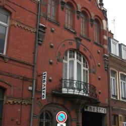 Théâtre de la Découverte à la Verrière - Lille, France. théâtre de la verrière