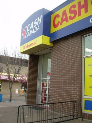 Cash Canada - Jasper Place store photo