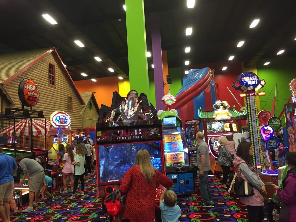 Party Safari - Arcades - Flowood, MS - Photos - Yelp