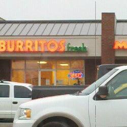 Burritos fresh mexican grill mexikanisches restaurant for Elite motors clarksville tn