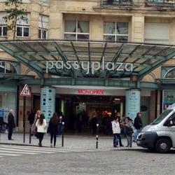 Passy plaza grand magasin 16 me paris avis photos yelp - Monoprix rue de passy ...