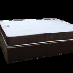 Pocket Sprung Memory Foam Mattress
