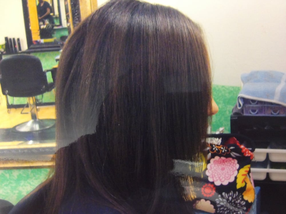 Japanese Hair Straightening By Lee Fritz Hair Stylists